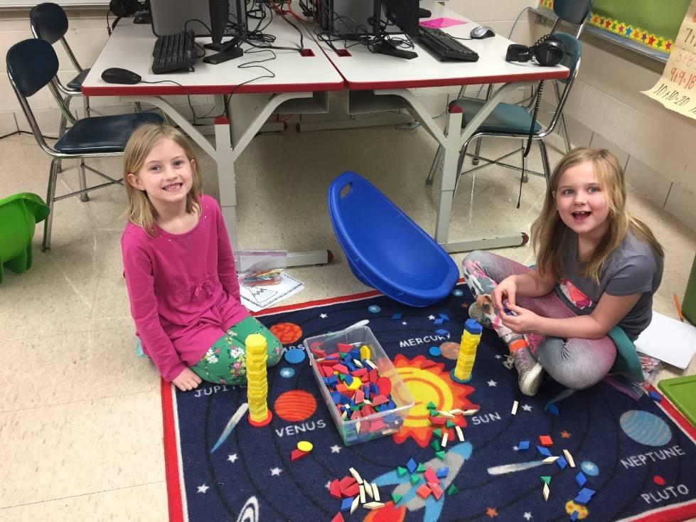 1st Grade STEM Day 4