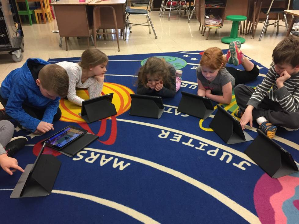 1st Grade STEM Day 22