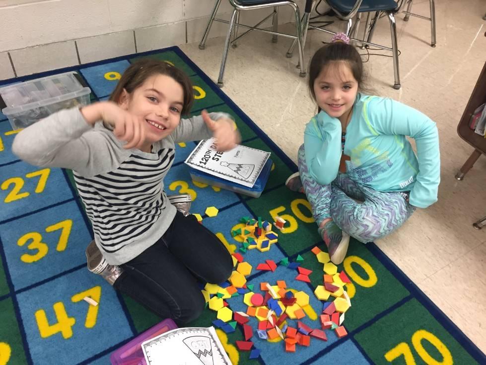 1st Grade STEM Day 20