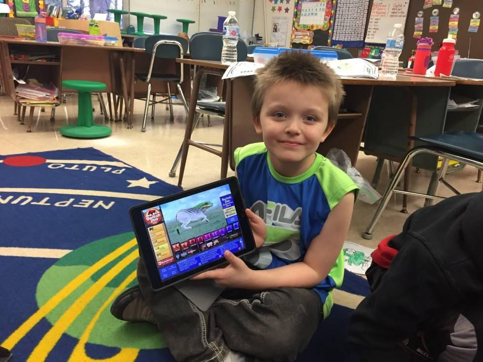 1st Grade STEM Day 18