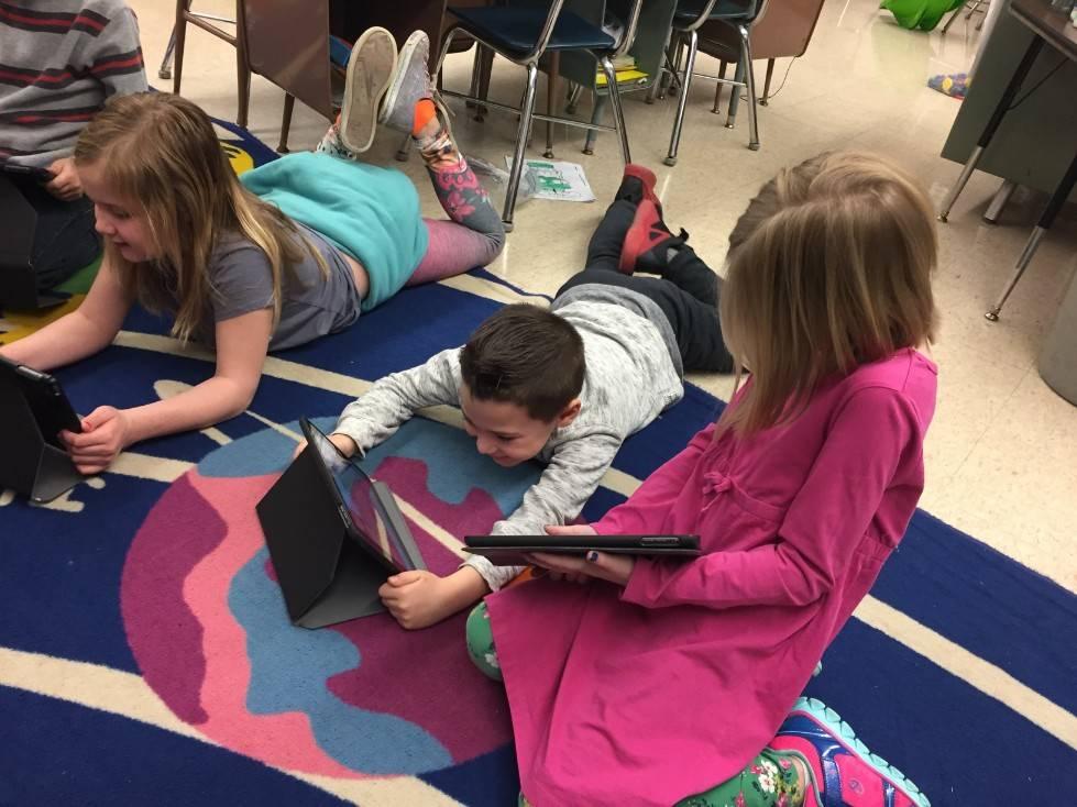 1st Grade STEM Day