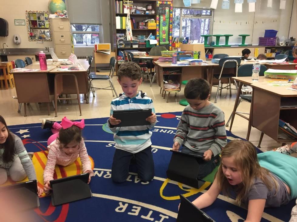1st Grade STEM Day 13
