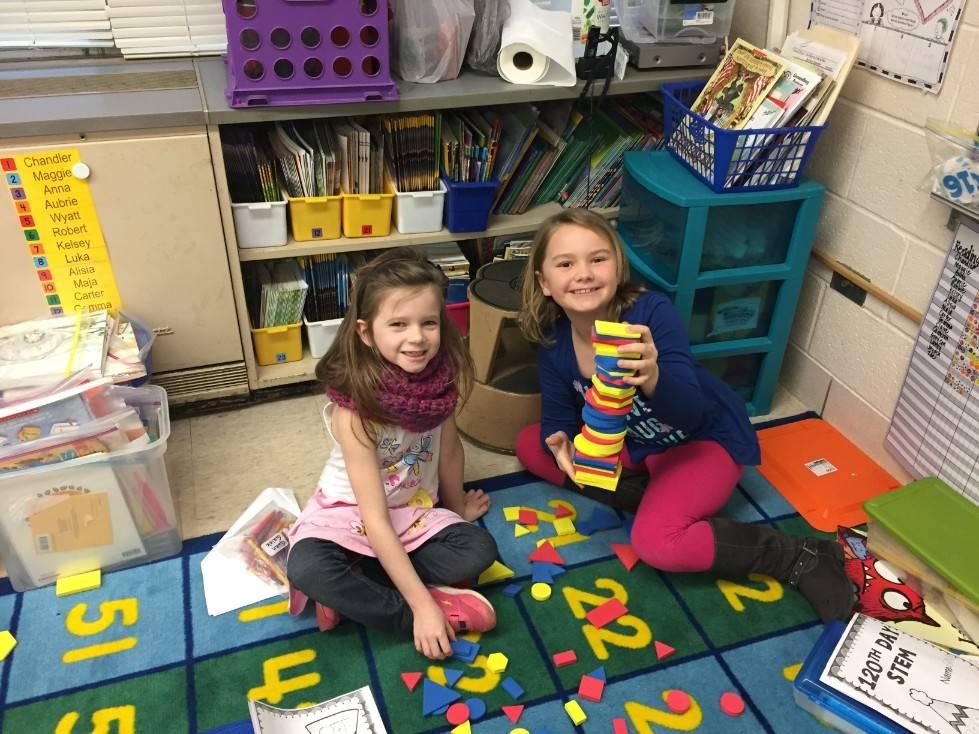 1st Grade STEM Day 11