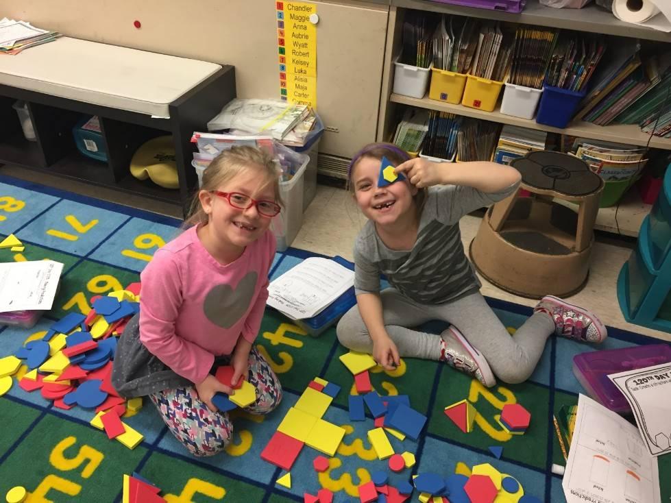 1st Grade STEM Day 27