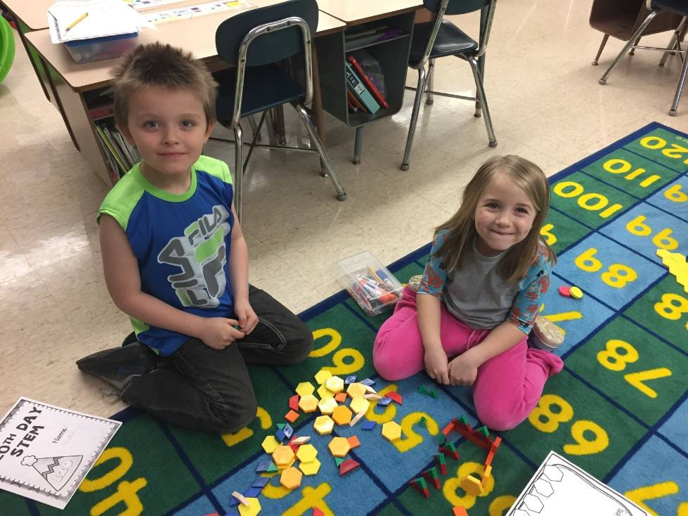 1st Grade STEM Day 26