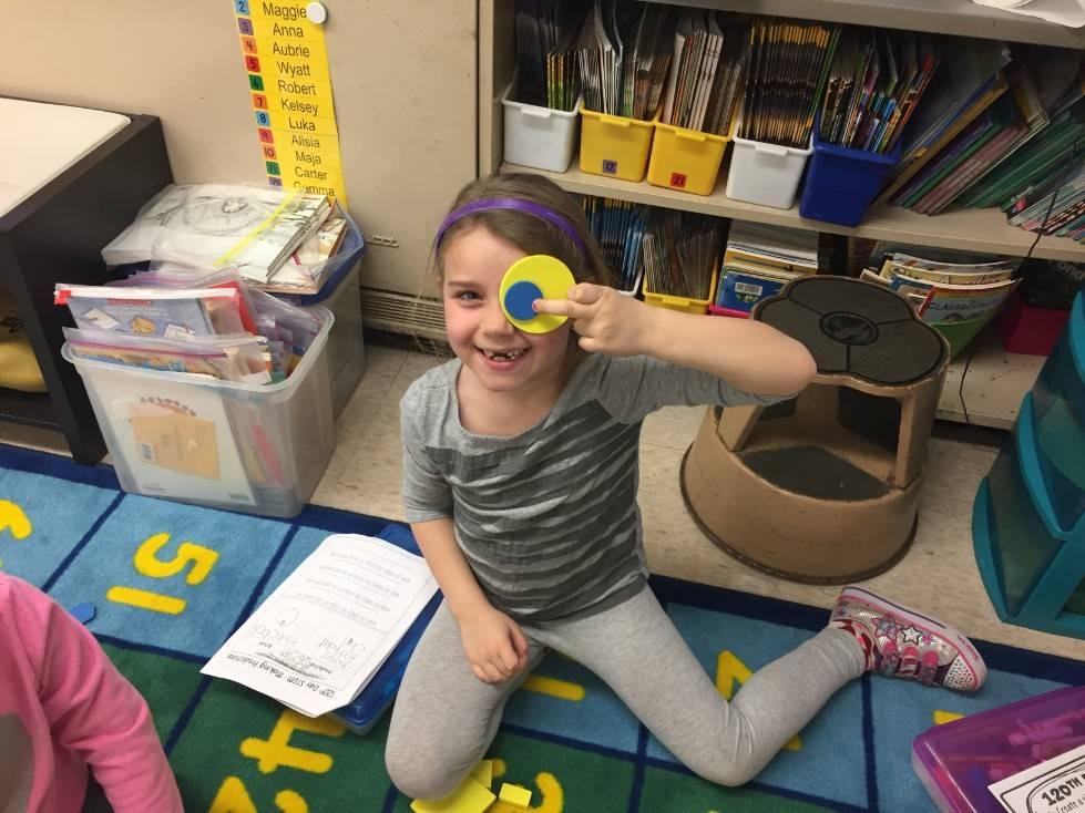 1st Grade STEM Day 25