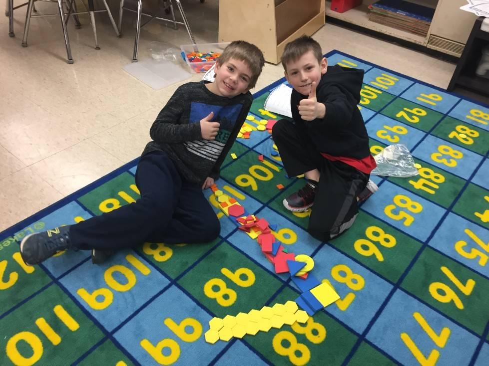1st Grade STEM Day 24