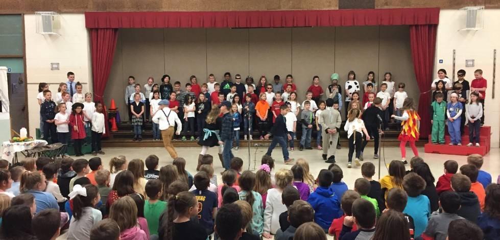2nd Grade Musical 2