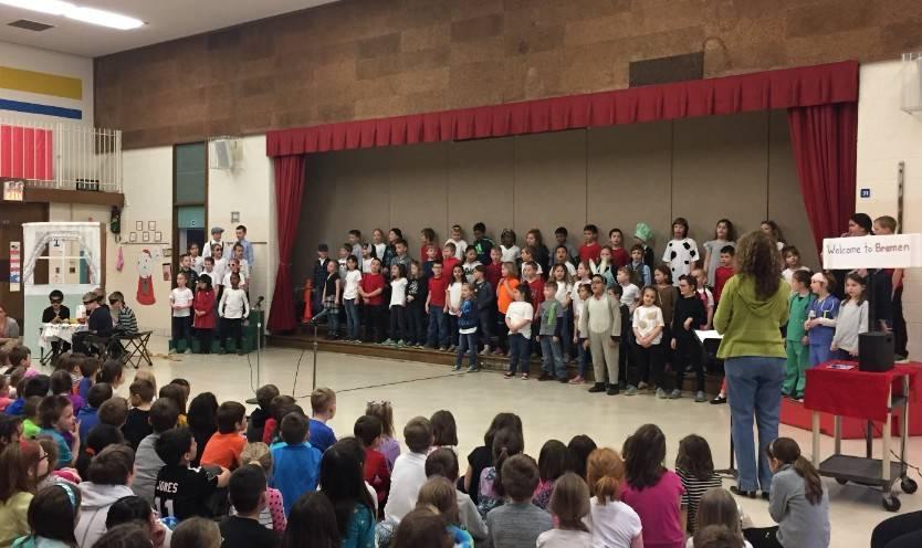 2nd Grade Musical 3