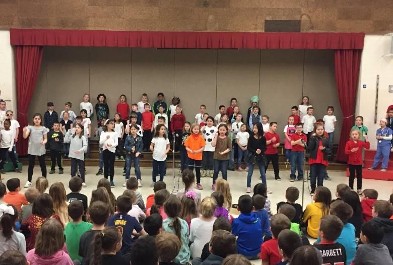 2nd Grade Musical 5