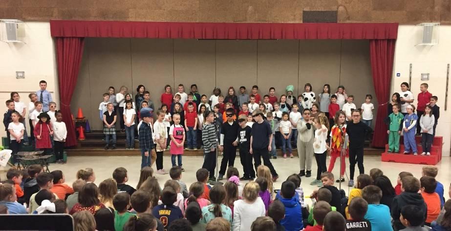 2nd Grade Musical 6