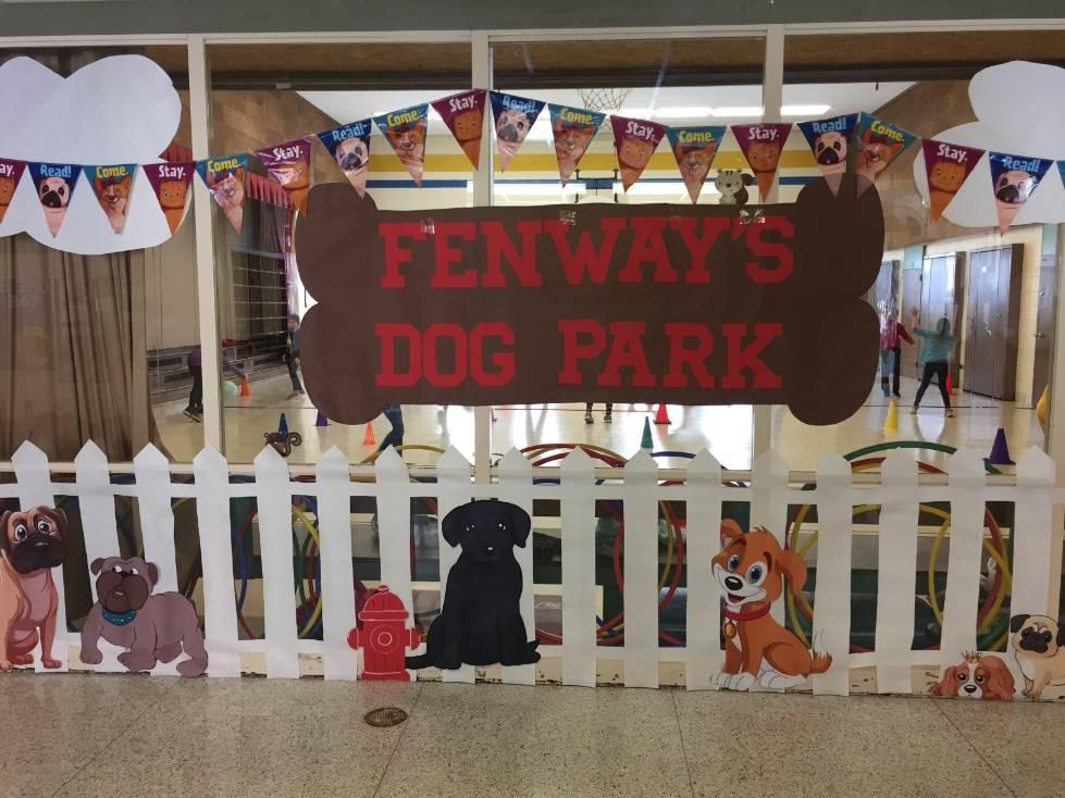 Fenway's Dog Park