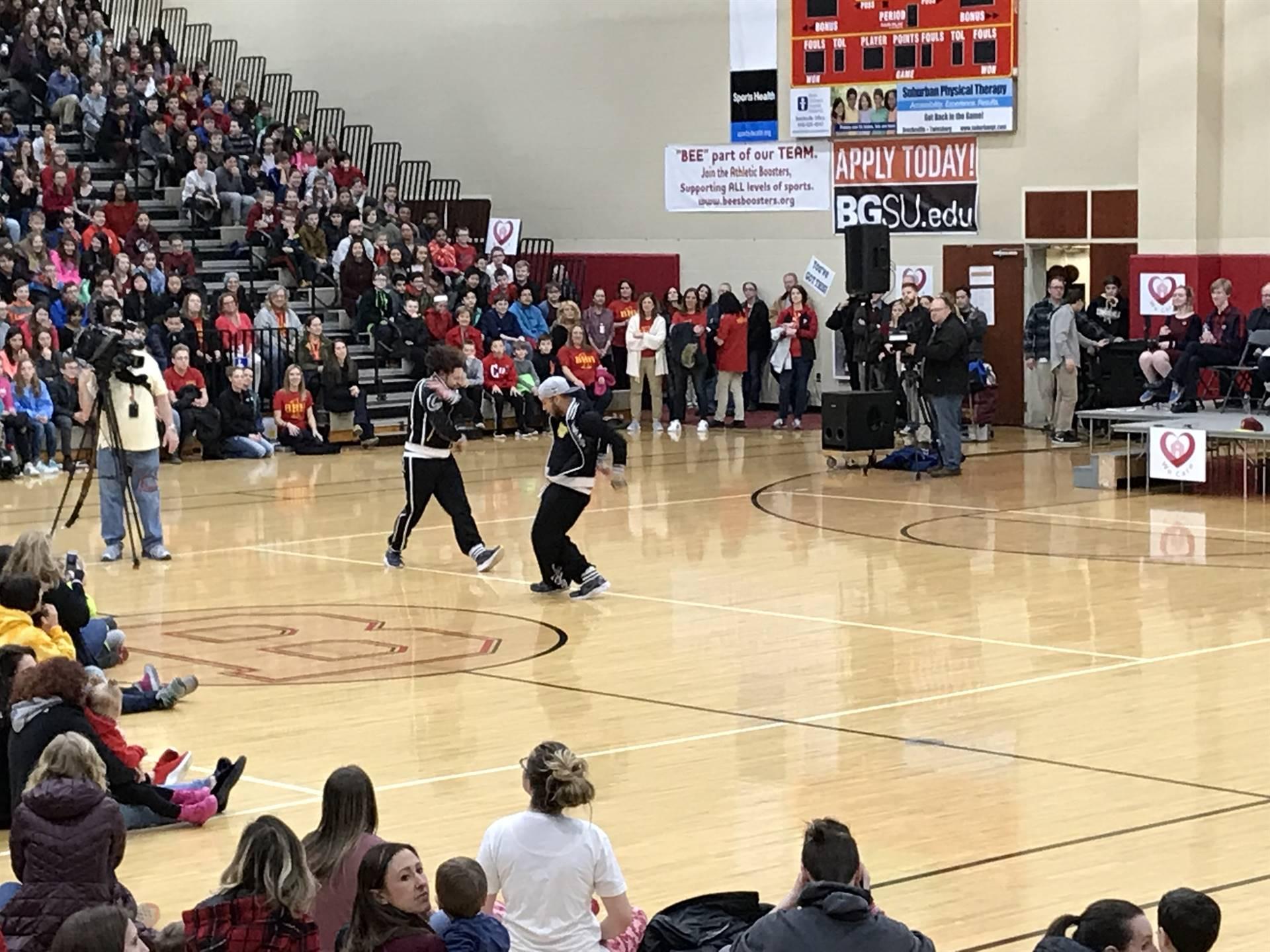 BBHLove Rally Dancers