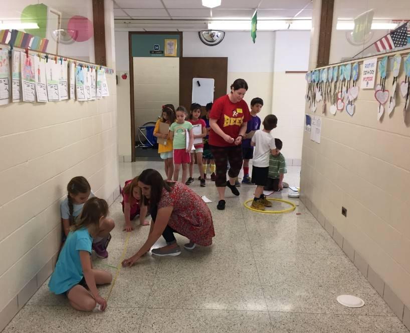 First Grade Math Olympics 2