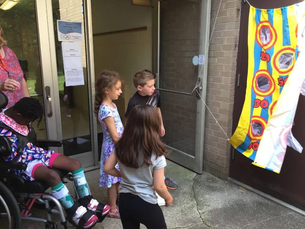 First Grade Math Olympics 14