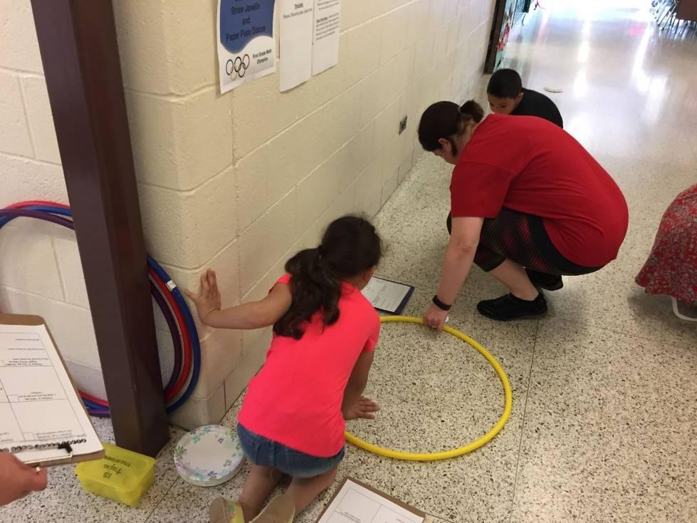 First Grade Math Olympics 15