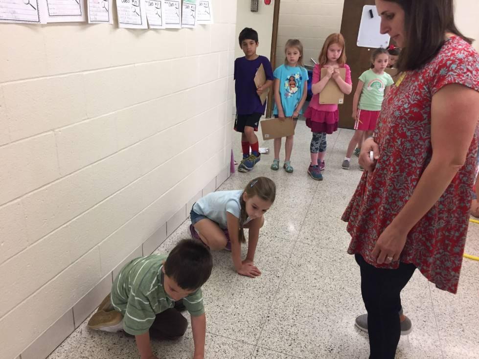 First Grade Math Olympics 16