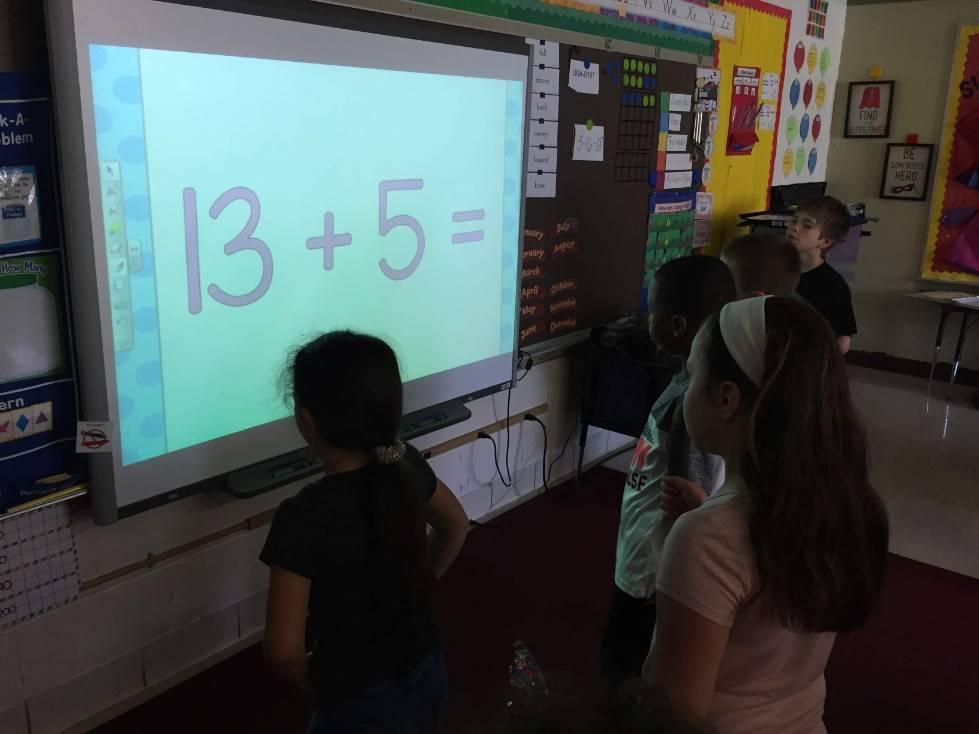 First Grade Math Olympics 22
