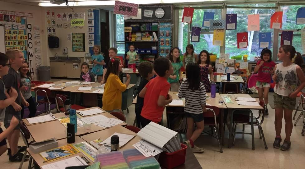 First Grade Math Olympics 5