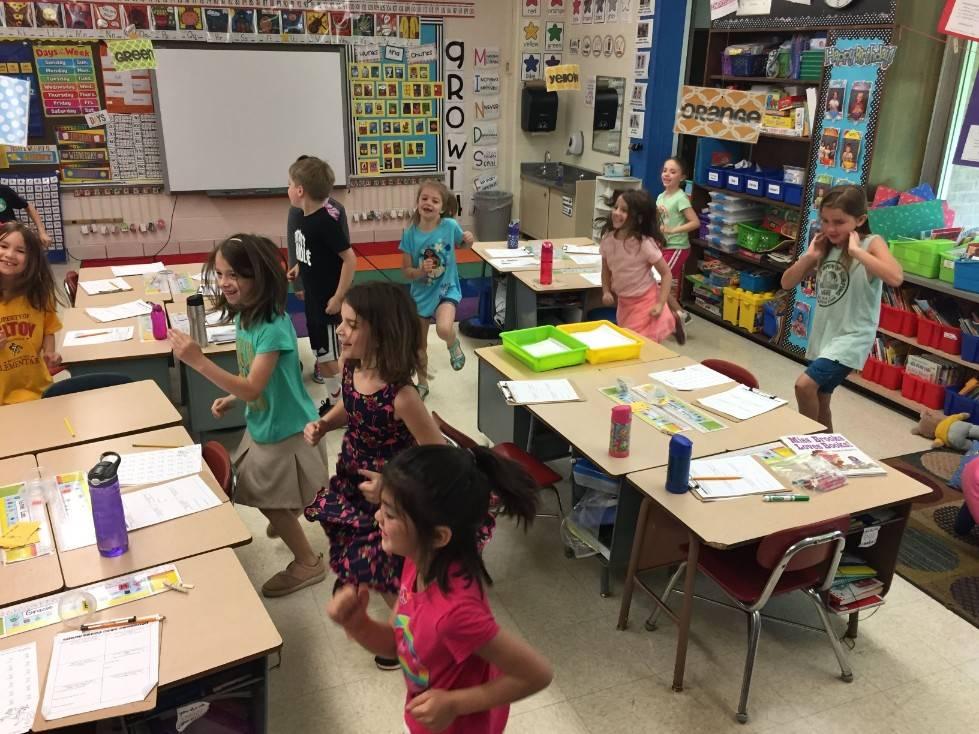 First Grade Math Olympics 6