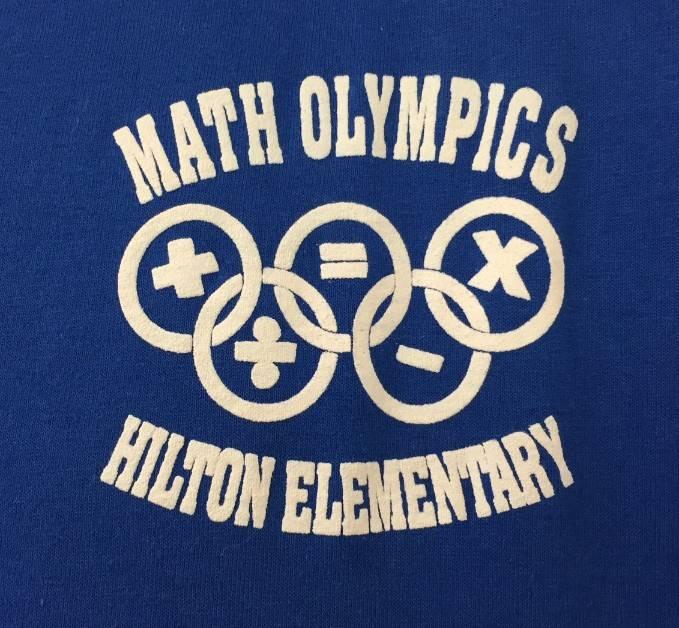 First Grade Math Olympics 8
