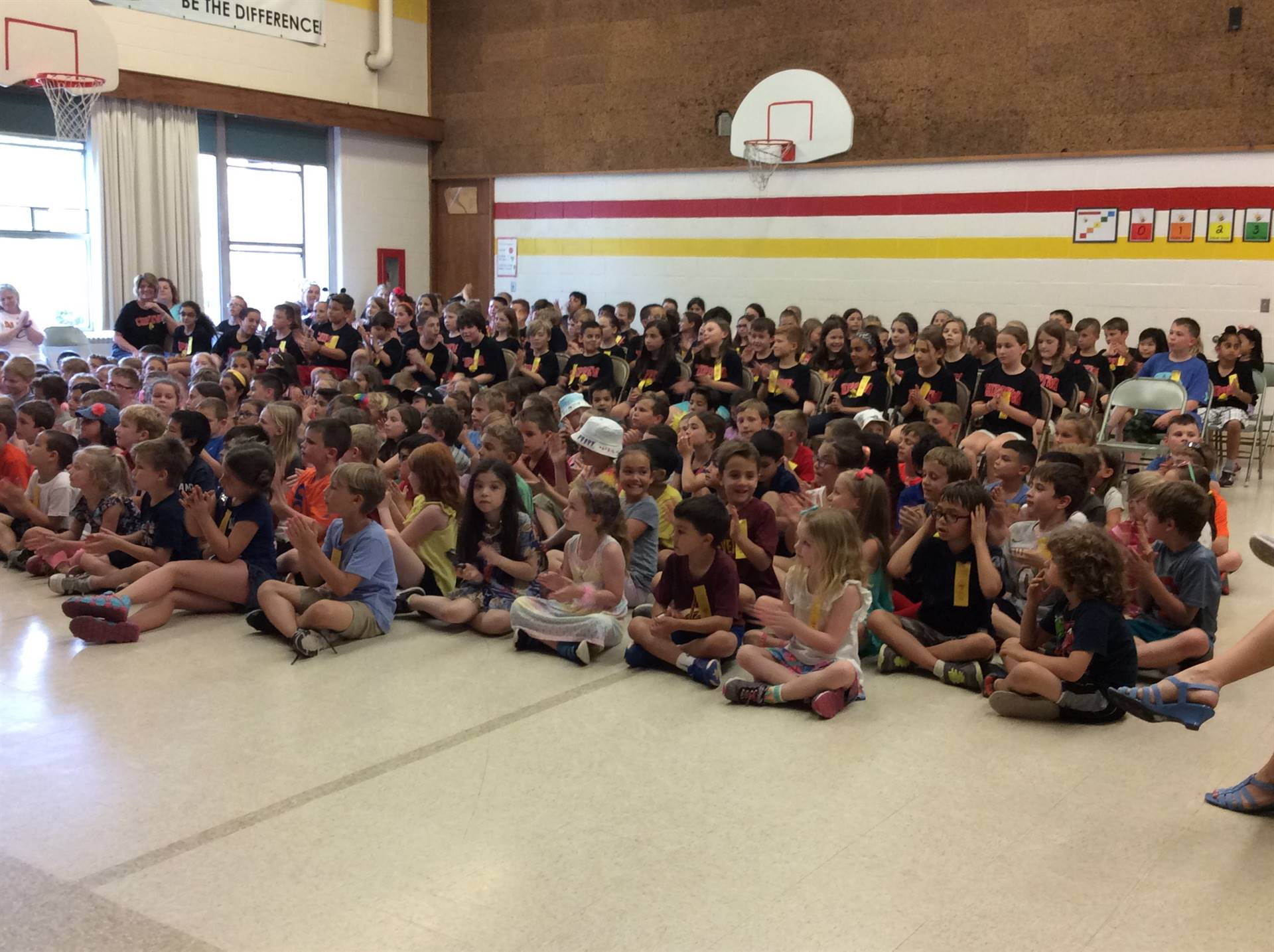 End of Year Recognition Assembly