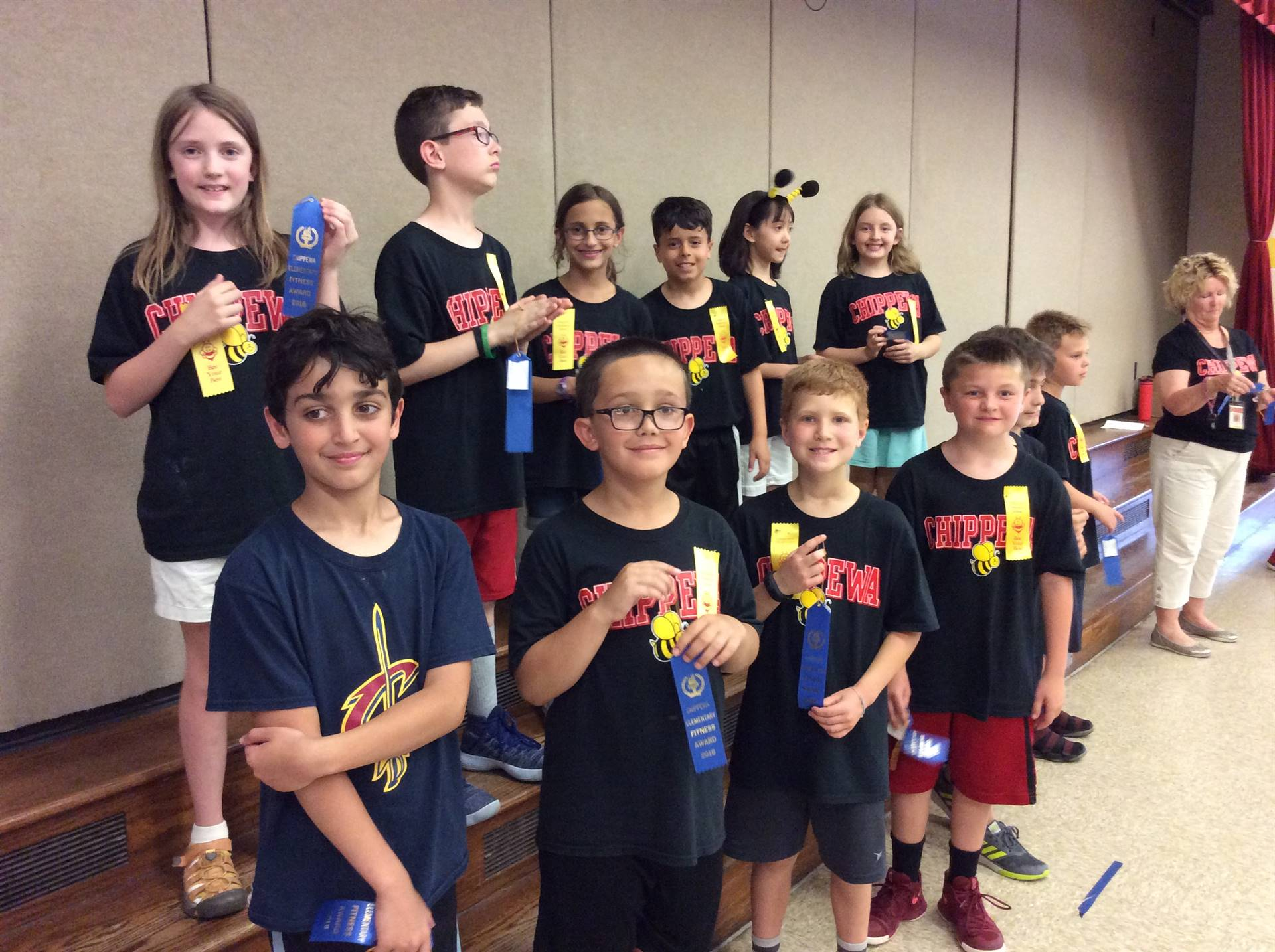 Third Grade Two Year Blue Ribbon Recipients