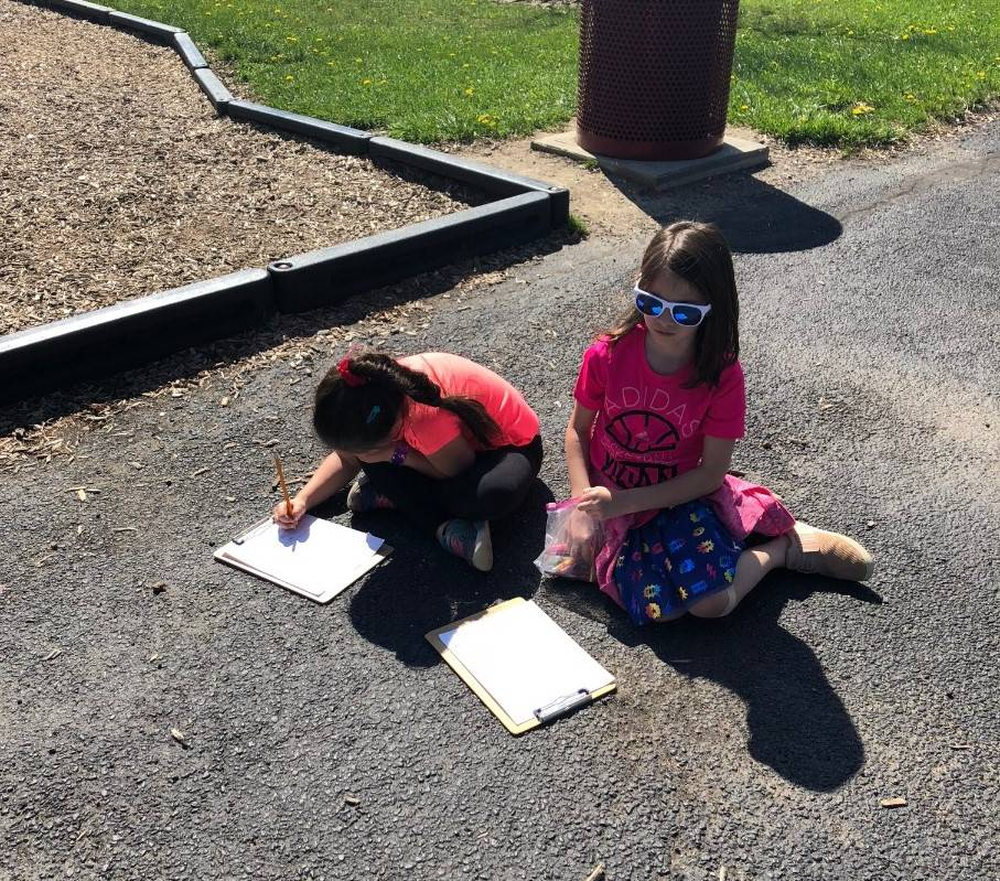 1st grade science on the playground 3