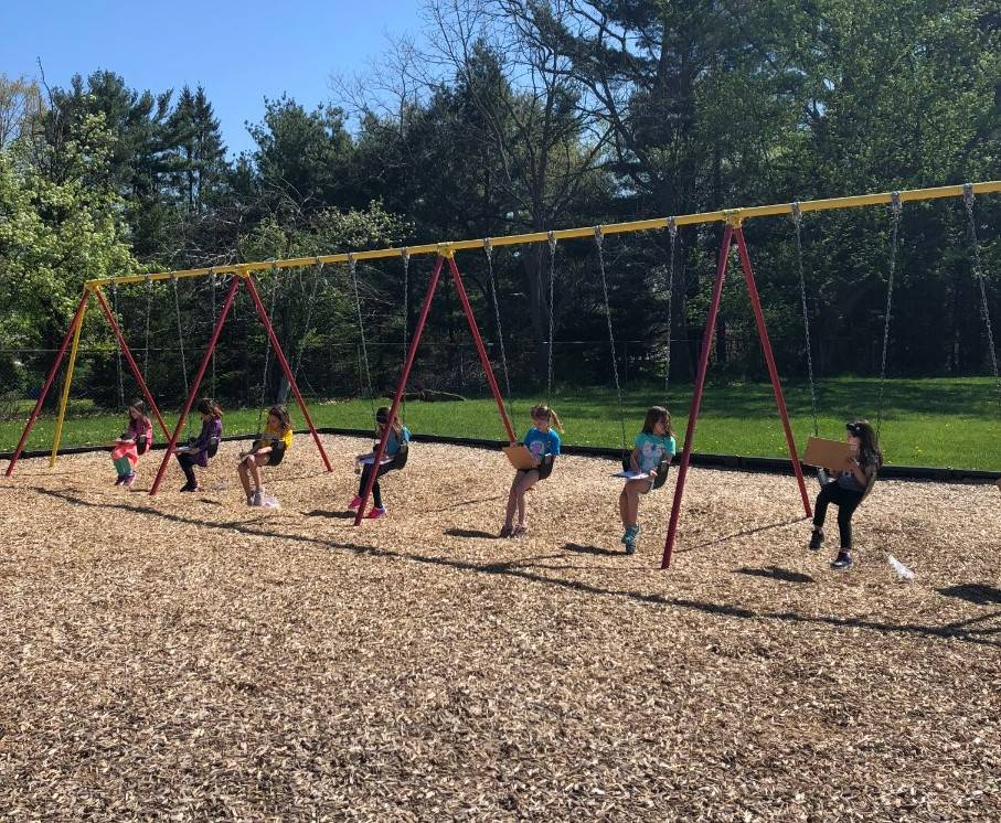 1st grade science on the playground 4