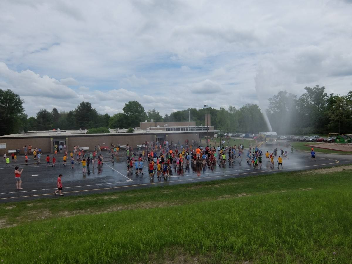 Field Day 18- Fire Engine 21