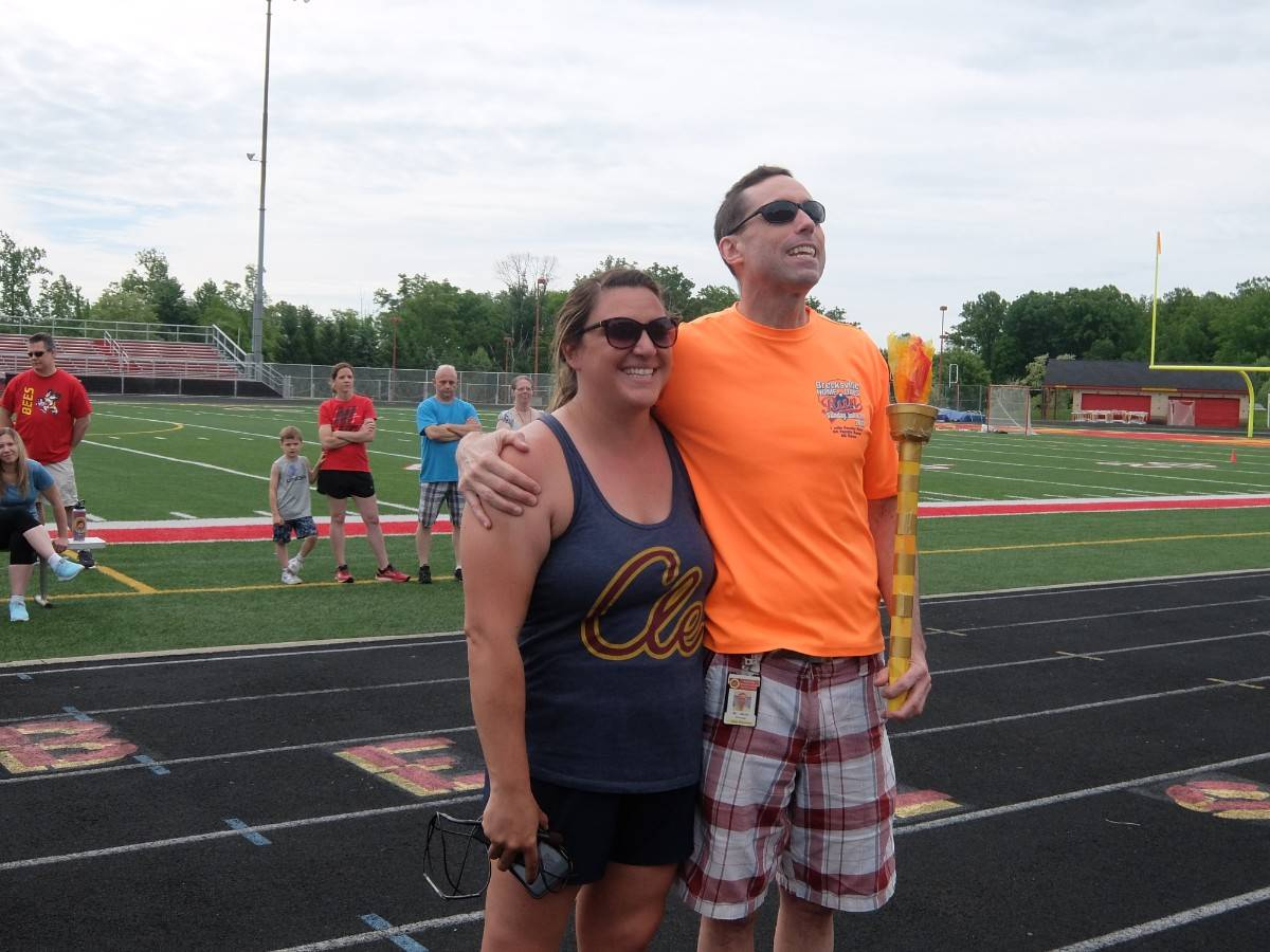 Field Day 18- Mr. Martin and Mrs. Dubasak