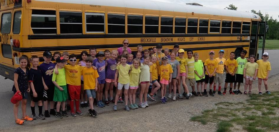 Field Day 18- 2nd graders