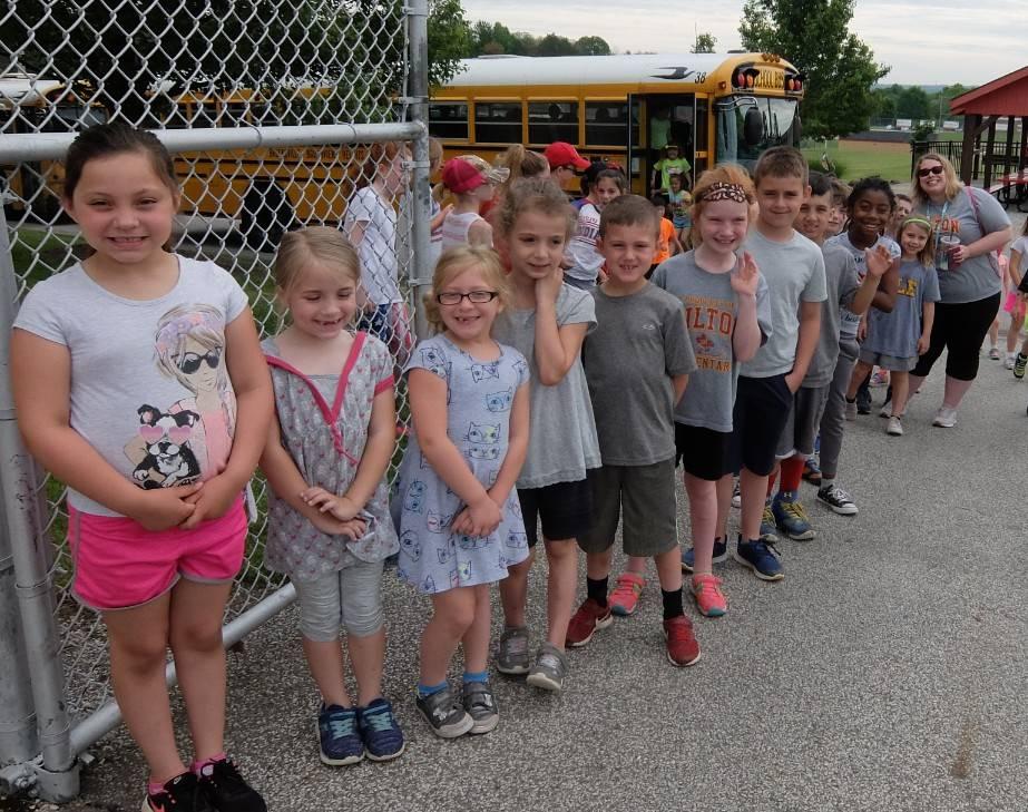 Field Day 18- 1st graders 1