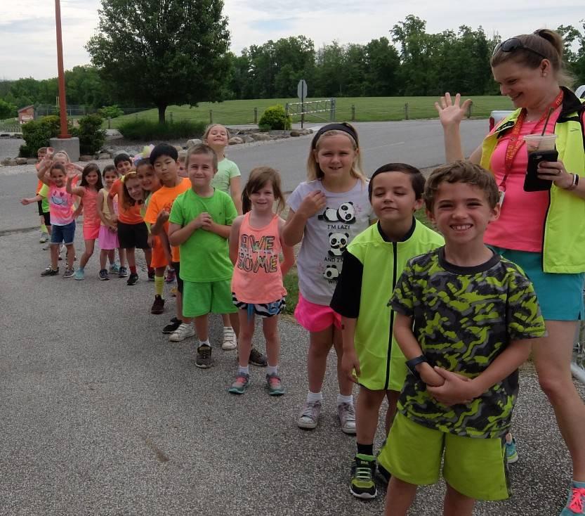 Field Day 18- 1st graders 2