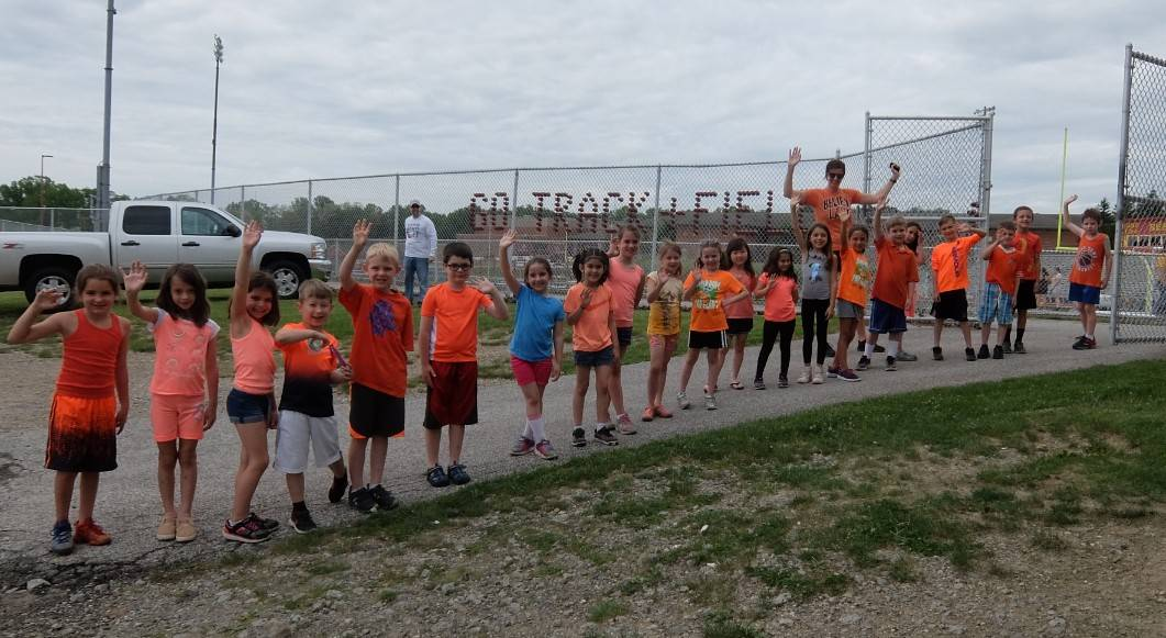 Field Day 18- first graders 3