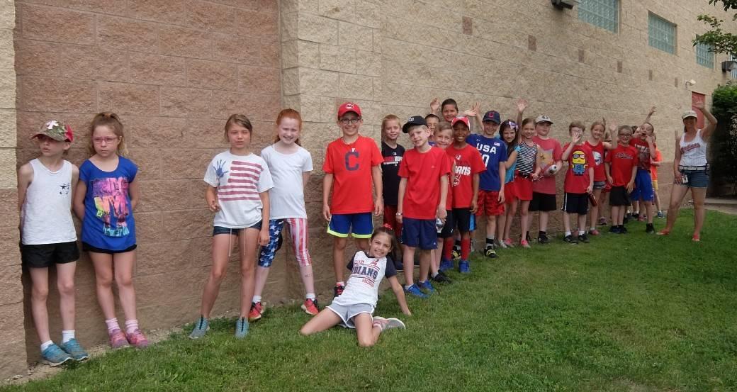 Field Day 18- 3rd graders 2