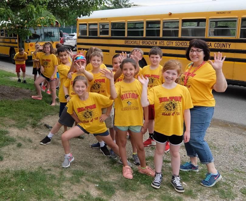 Field Day 18- 3rd graders 3