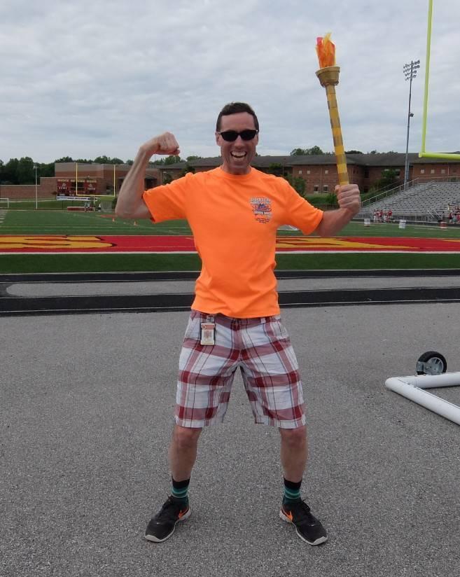 Field Day 18- Mr. Martin