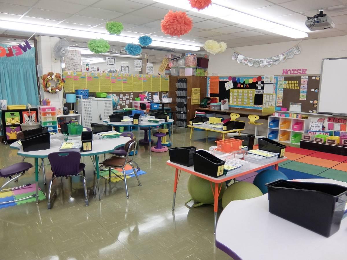 Miss Knodel's Room