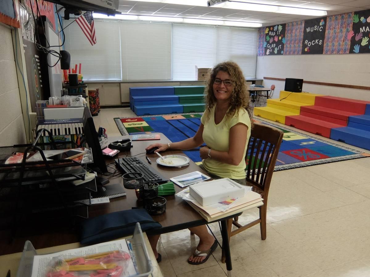 Mrs. Burkholder
