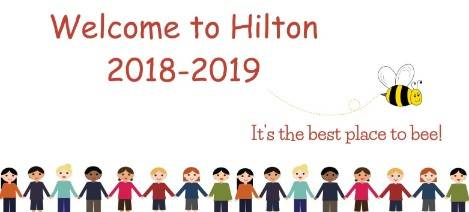 Welcome to Hilton 2018-2019
