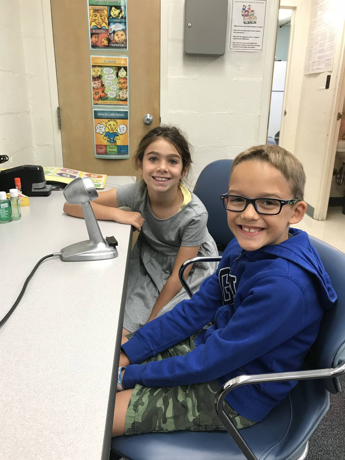 3rd Grade Morning Announcements