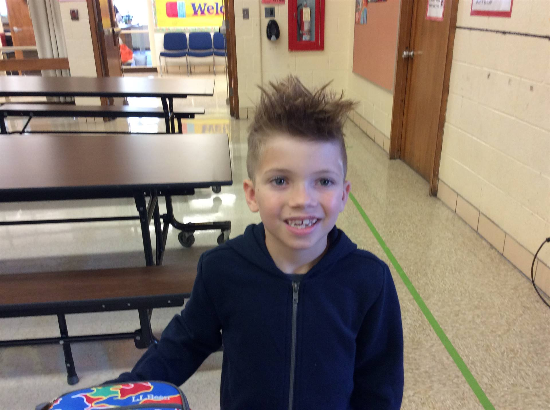 Crazy Hair Day