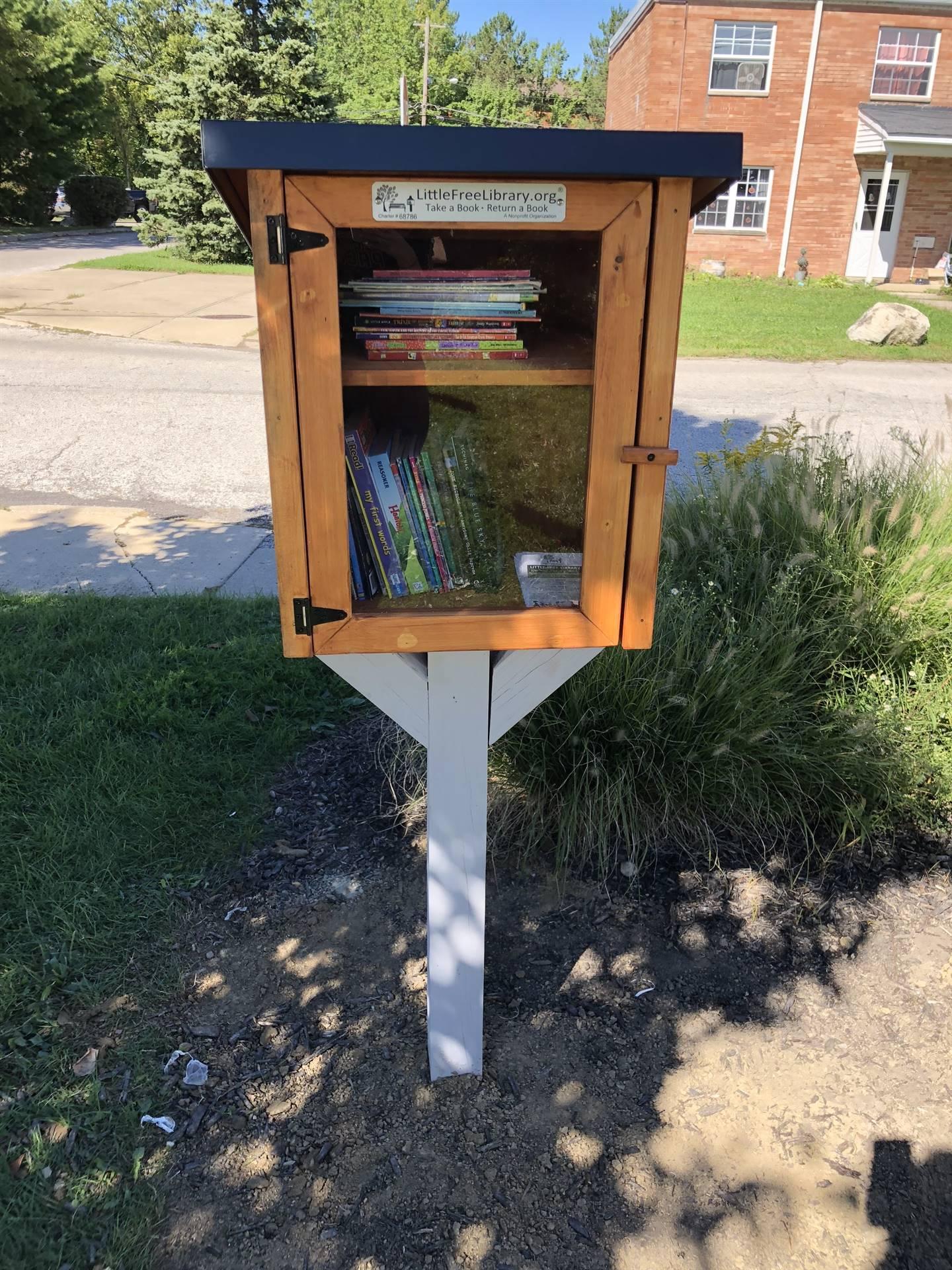 Seneca Libraries