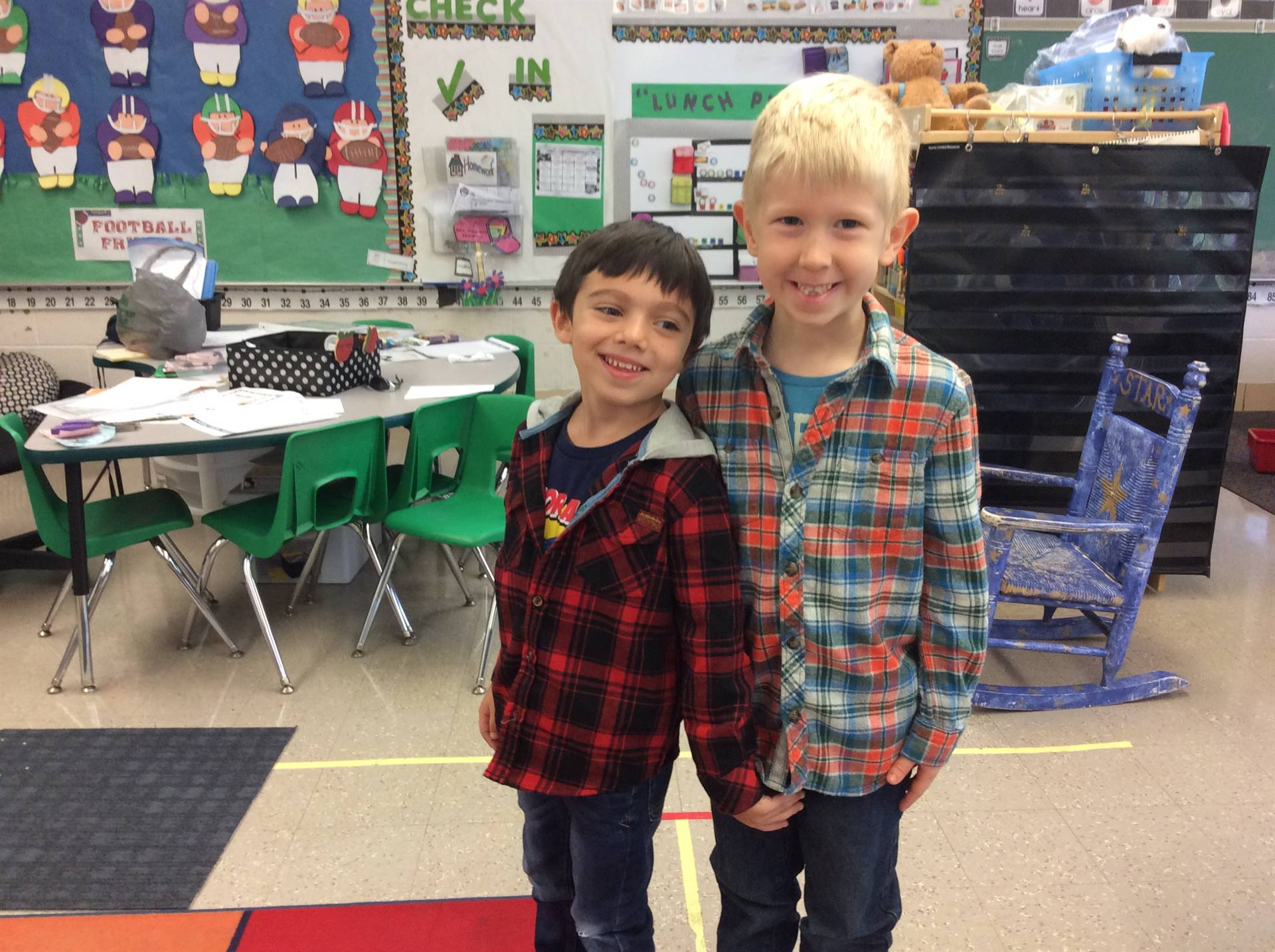 Flannel Day!