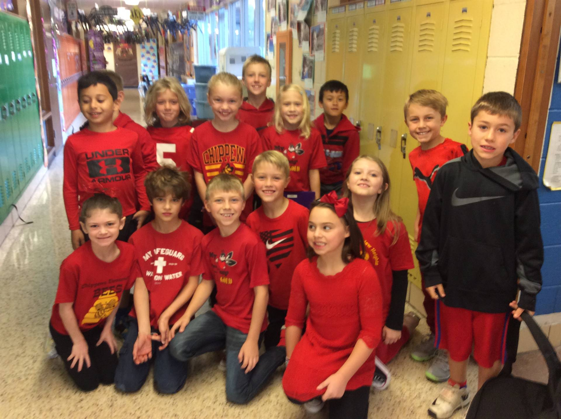 Red Ribbin Week and Healthy Choices!