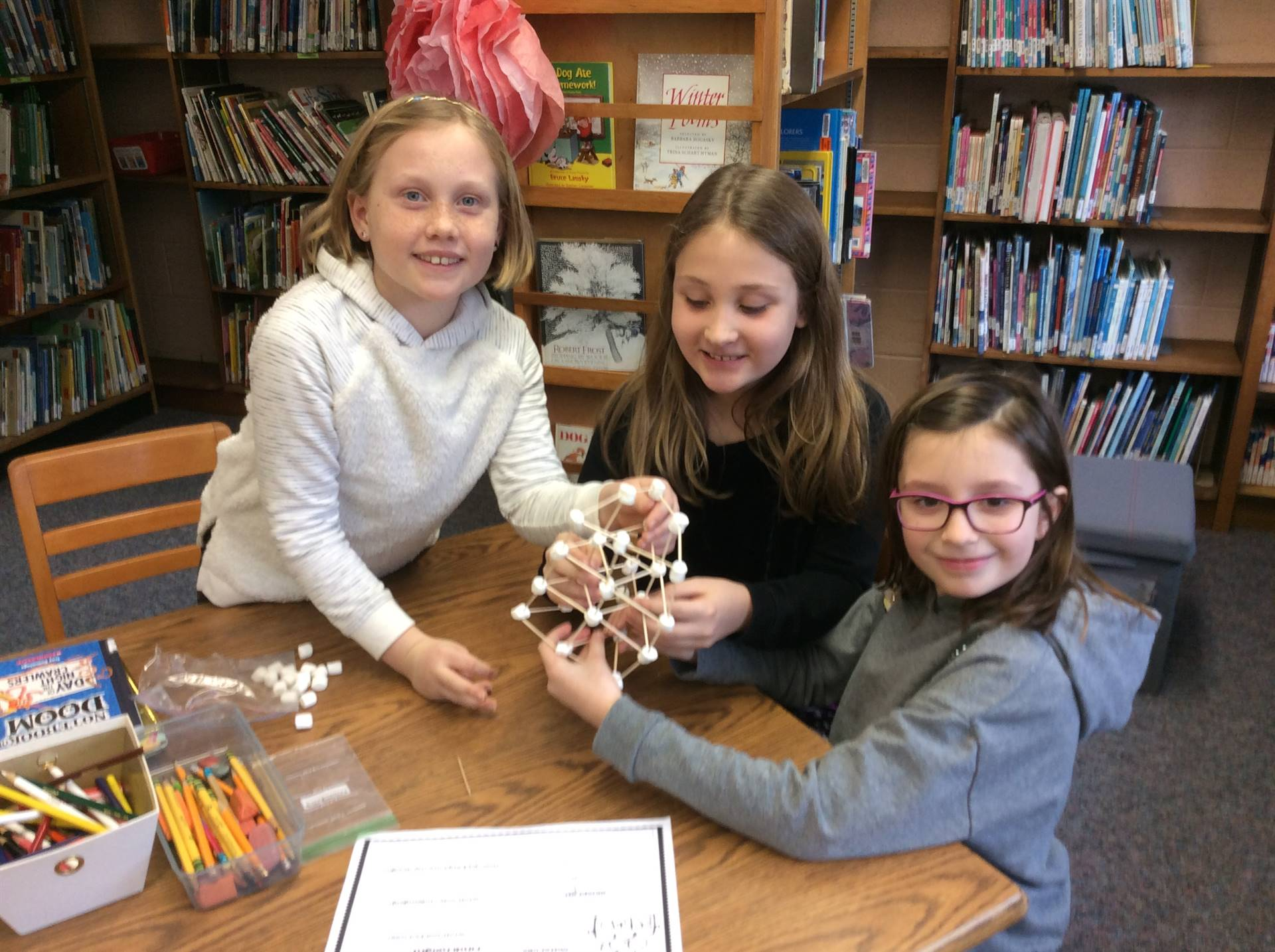 Snowball Structure Challenge
