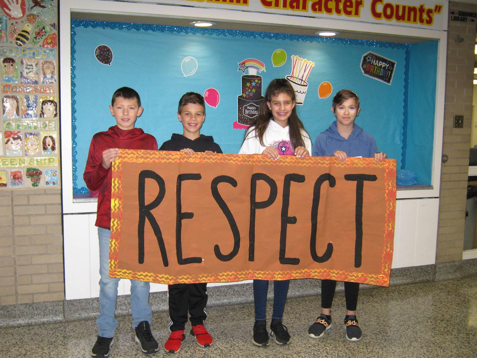 Respect week 2