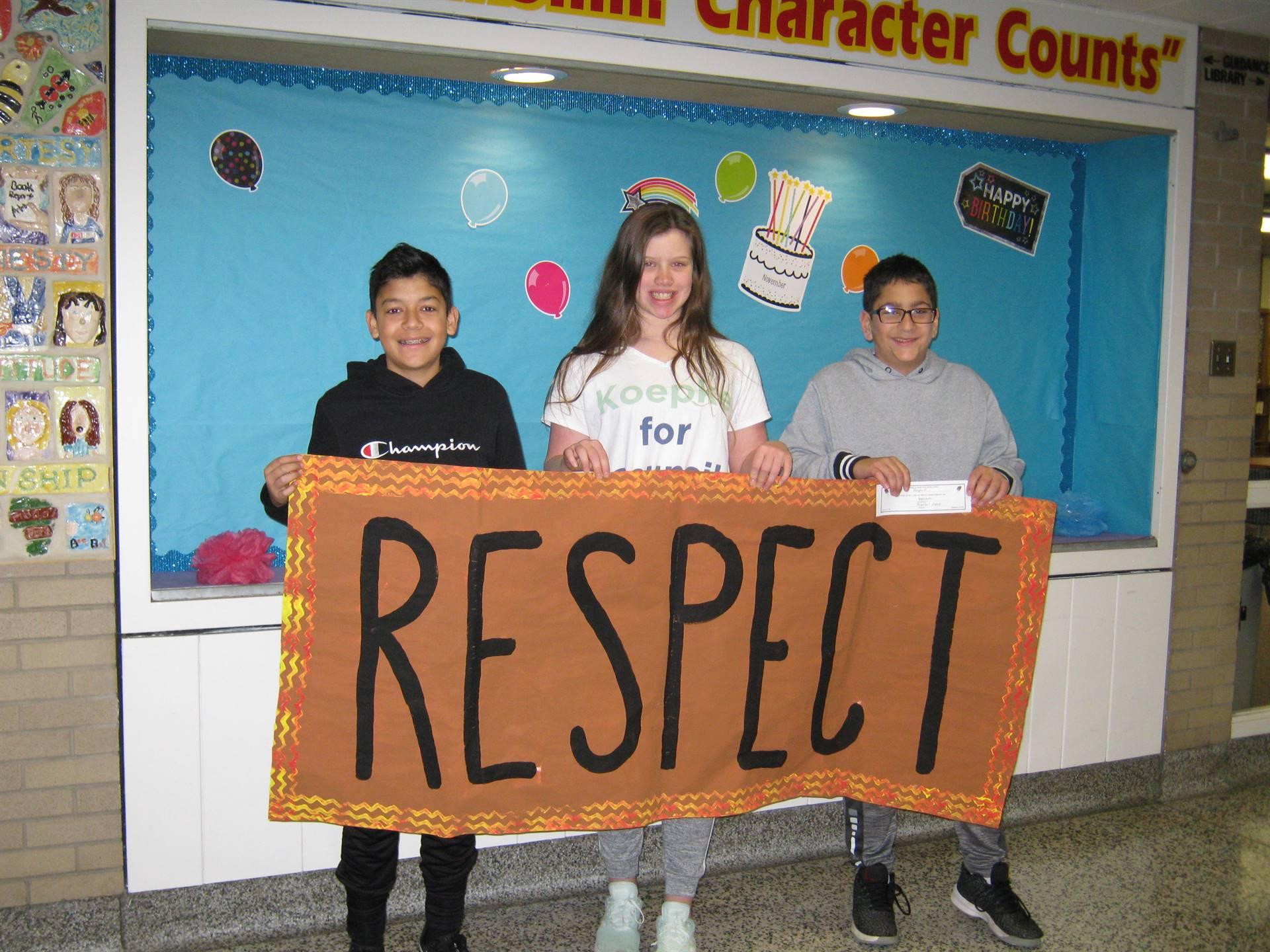 Respect week 3