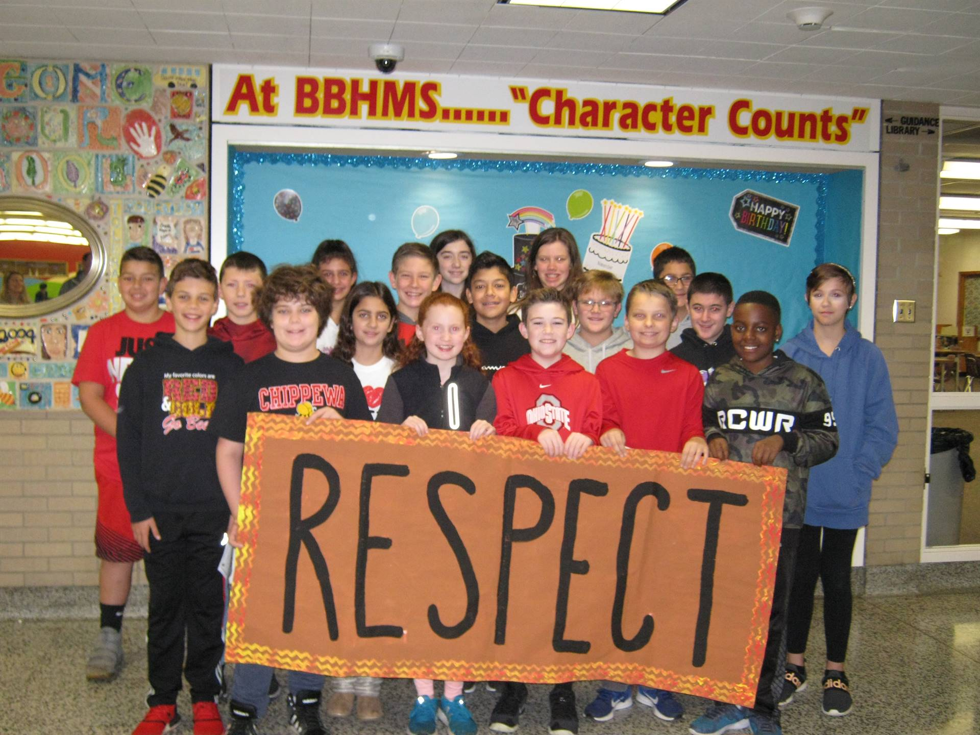 respect week whole group